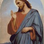 Goblen - Iisus Hristos la Ierusalim