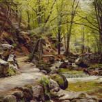 Goblen - Paraul din padure