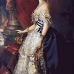 Goblen - Imparateasa Eugenia a Frantei