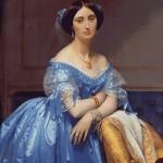 Goblen - Printesa Albert de Broglie