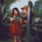 Goblen - Buchetul