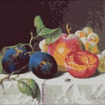 Goblen - Fructe