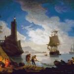 Goblen - Port la lumina lunii