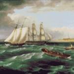 Goblen - La intrare in Golful Delaware