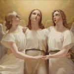 Goblen - Trei ingeri