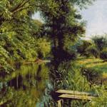 Goblen - Reflexii de vara