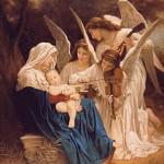 Goblen - Cantecul ingerilor