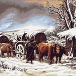 Goblen - Iarna