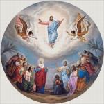 Goblen - Inaltarea Domnului Iisus Hristos