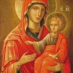 Goblen - Maica Domnului – Prodromita