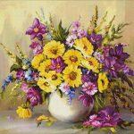 Goblen - Armonii florale