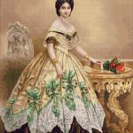 Goblen - Doamna Elena Cuza