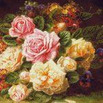 Goblen - Trandafiri (2)