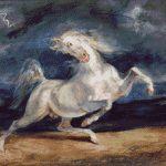 Goblen - Calul speriat