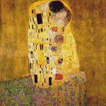 Goblen - Sărutul