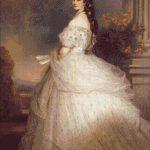 Goblen - Imparateasa Elisabeta a Austriei