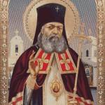 Goblen - Sfantul Luca al Crimeei