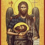 Goblen - Sfantul Ioan Botezatorul