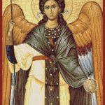 Goblen - Sfântul Arhanghel Gavriil (2)