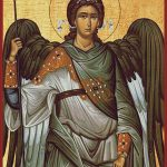 Goblen - Sfântul Arhanghel Mihail (2)