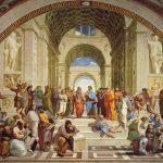 Goblen - Scoala din Atena