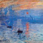 Goblen - Impresie, Răsărit de soare