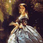 Goblen - Printesa Troubetskoi