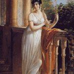 Goblen - Portretul doamnei d'Arjuzon