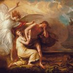 Goblen - Izgonirea lui Adam şi Eva din Rai (2)