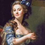 Goblen - Autoportret – Marie-Gabrielle Capet