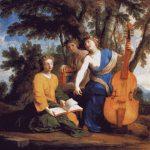 Goblen - Poemul muzelor