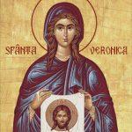 Goblen - Sfânta Veronica