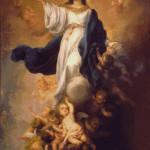 Goblen - Adormirea Maicii Domnului (catolică)
