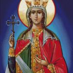 Goblen - Sfânta Muceniţă Irina