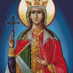 Goblen - Sfanta Mucenita Irina