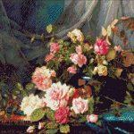 Goblen - Trandafiri (5)
