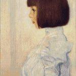 Goblen - Portretul domnişoarei Helen Klimt