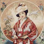 Goblen - Mireasa japoneza