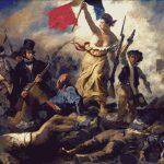 Goblen - Libertatea conducând poporul