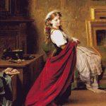 Goblen - Îmbrăcarea