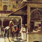 Goblen - Vanzatori hindusi