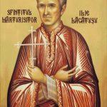 Goblen - Sfântul Mărturisitor Ilie Lăcătuşu