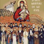 Goblen - Sfinţii Martiri de la Aiud