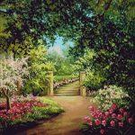 Goblen - Melancolie de primăvară