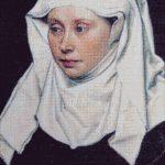 Goblen - Portret de femeie