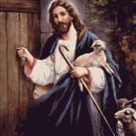 Goblen - Iisus la uşa ta