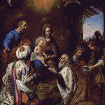 Goblen - Naşterea Domnului