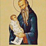 Goblen - Sfântul Stelian Paflagonul