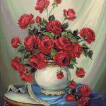 Goblen - Trandafiri imperiali