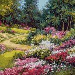 Goblen - Vara în culori